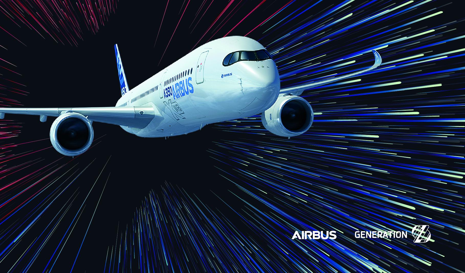 Начни бизнес с AIRBUS!