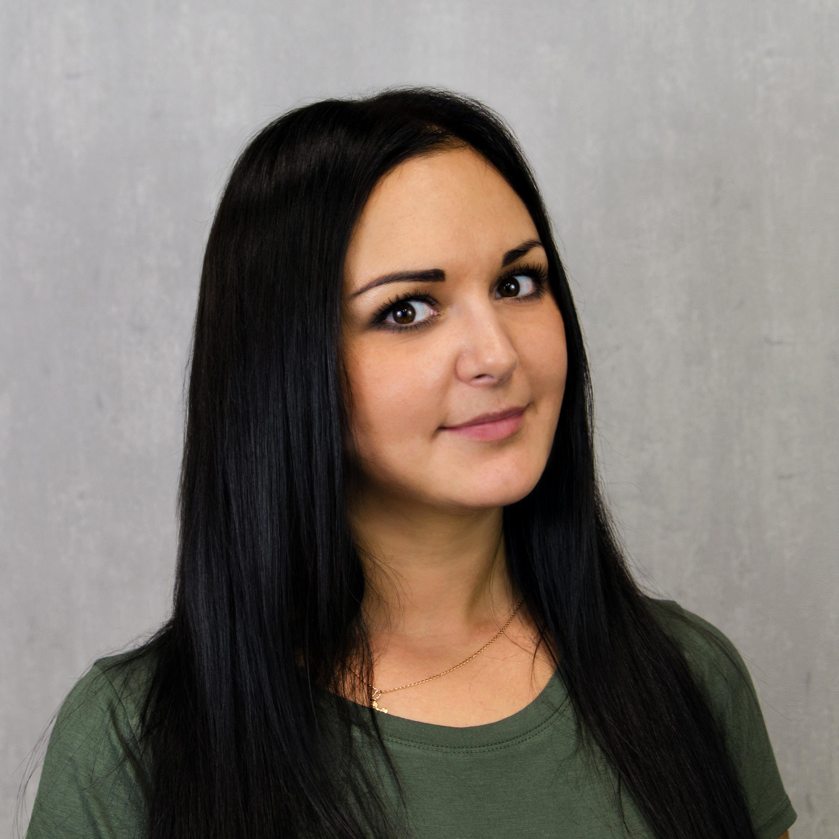 Ольга Сокирченко