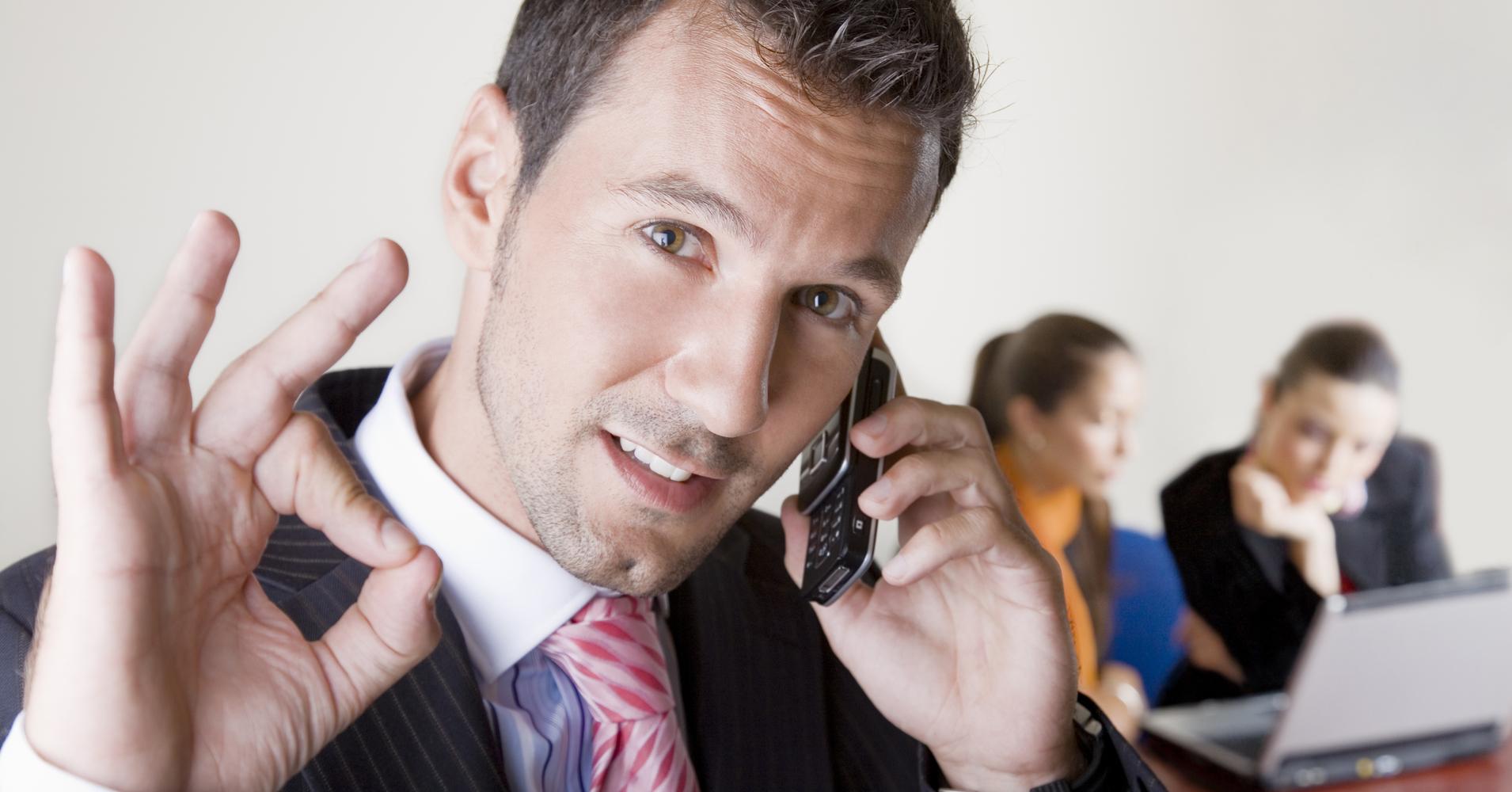 Вы теряете до 20 % от звонков клиентов